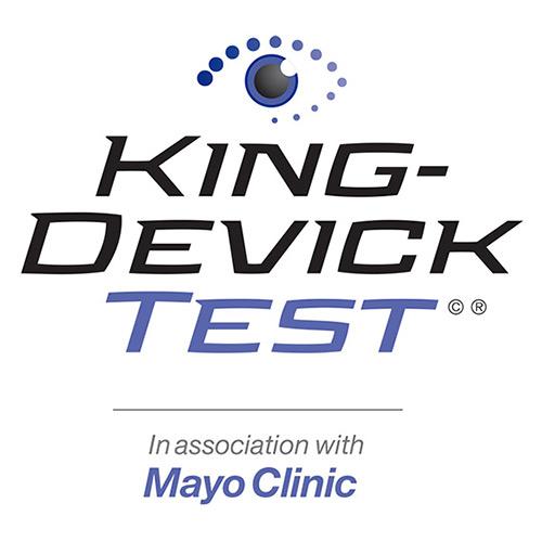 King-Devick Test w/ Mayo Clinic