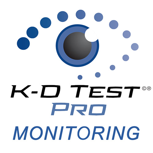 K-D Test Pro Monitoring