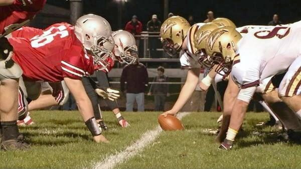 """The documentary """"Head Games"""" looks at the problem of concussions… (Variance Films)"""