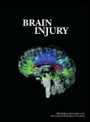 Brain Injury. 2018