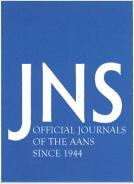 Journal of Neurosurgery. 2016; 40(4):E7