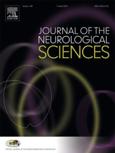 Journal of Neurological Sciences. 2019