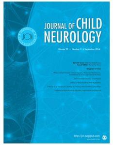 J Child Neurol 2014;29(12):1601-7
