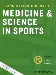 Scand J Med Sci Sports. 2015 Jun;25(3):e327-30