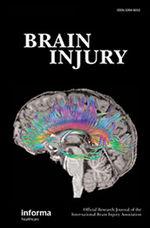 Brain Injury. 2018.
