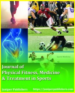 Journal of Physical Fitness, Medicine & Treatment in Sports; 2018; 4(5):555647