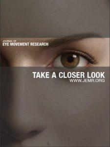 Journal of Eye Movement Research.  Vol. 12, No. 8