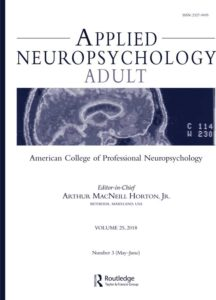 Applied Neuropsychology